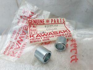 NOS New OEM Kawasaki Rear Turn Signal Collar Set 1969-72 H1 1972 H2 S2 92027-137