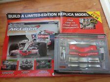 1/8 DEAGOSTINI BUILD YOUR OWN MCLAREN MP4/23 LEWIS HAMILTON 2008 F1 CAR ISSUE 1