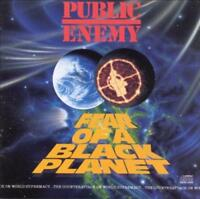 PUBLIC ENEMY - FEAR OF A BLACK PLANET NEW VINYL RECORD