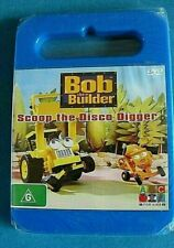 BOB THE BUILDER Scoop The Disco Digger DVD NEW SEALED Region 4 see below