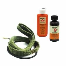 Gun Cleaning Snake with Cleaner and Lube Oil for 9mm, .357, .38 Handgun / Pistol