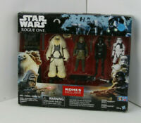 "Star Wars Rogue One 3.75"" Figure Kohls Exclusive 4-pack Pao Moroff Death Trooper"