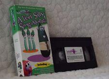 Big Idea VeggieTales A Very Silly Sing-Along! VHS Tape 1997