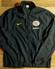 Nike FC PSV Eindhoven Mens Soccer Track Jacket Football Perforated Netherlands