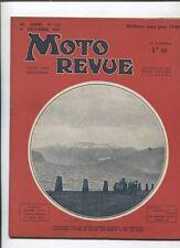 Moto Revue N°773 ; 31  décembre  1937  : Motobécane 175 en 3 photos