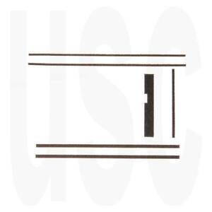 Olympus XA Custom Foam Light Seal Kit - USCamera Premium Kits Since 1998