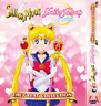 DVD Anime Sailor Moon 90' Series Season 1-6 +3 Movies Box set English Dubbed