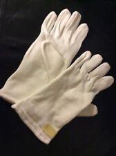 Royal Navy Gloves Inner Fleece Fabric White Size 2 Warm Winter