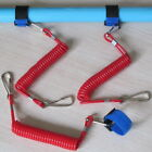 3Pcs Kayak Canoe Boat Fishing Rod/Paddle Leash Bungee Cord JA
