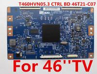 AUO T-Con Board T460HVN05.3 CTRL BD 46T21-C07 For 46'' TV UE46F6500SB UE46F6400A