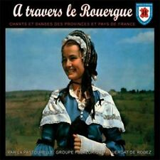 CD Through the Rouergue - folk group of France / IMPORT
