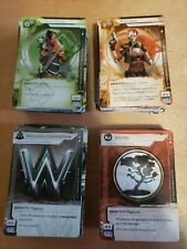 Android Netrunner Revised Core Set Fantasy Flight Games FFG CCG TCG M/NM