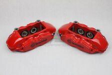Paire Etriers Brembo Rouge Freins AVANT Megane 3 RS 250 265 275 trophy R etc