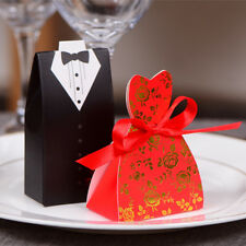 Elegant Candy Box chocolate Bag Wedding Favors Gift For Guest Bride Groom Party