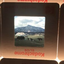 1980's Amateur 35mm Slide Lot Of 40 Summer Camp Wedding European Vacation
