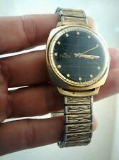 Vintage Haste trueline automatic gold tone watch