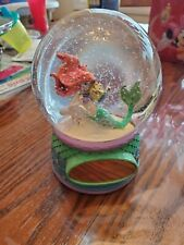 Jim Shore Disney Traditions Fun and Friends Snow Globe Little Mermaid Ariel Rare