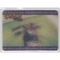 Harry Potter Sorcerers Stone Authentic Lenticular Card nice