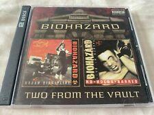 Biohazard - Urban Discipline / No Holds Barred 2CD Roadrunner Metal OOP RARE