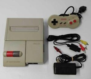 New Style Nintendo Famicom AV HVC-101 Video Game Console JAPANESE TESTED