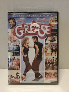 Grease (DVD, 2006, Rockin Rydell Edition) Brand New Sealed