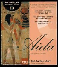 Verdi : Aida (1996, Hardcover with 2 CDs of the performance) Guide to the Opera