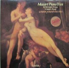 THE LONDON FORTEPIANO TRIO - MOZART PIANO TRIOS -  LP