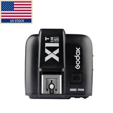 Godox X1T-S TTL 1/8000s HSS 32 Channels 2.4G Wireless Flash Trigger for Sony A7