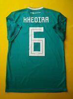 Khedira Germany soccer jersey medium 2018 shirt BR3144 Adidas football ig93