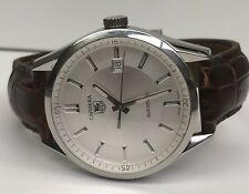 Tag Heuer Carrera WV211A-0 Automatic Brown Leather