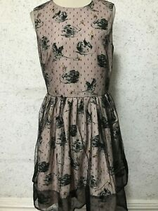 Red Valentino Dress size M Polyester