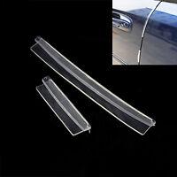 Auto Accessories 8PCS Rubber Protector Scratch Strip Door Edge Guard Anti-Rub