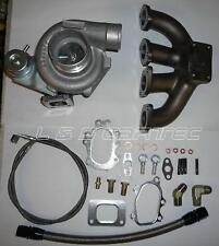 VW 16 V Turbo Kit-Garrett gt28rs + stoßaufladungsrohrkrümmer + accessoires