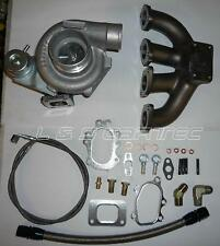 VW 16V Turbo Kit - Garrett GT28RS + Stoßaufladungsrohrkrümmer + Zubehör