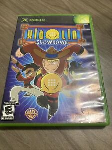 Xiaolin Showdown (Microsoft Original Xbox) Complete With Manual