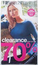KAROLINA KURKOVA December Clearance Sale 2009 VICTORIA'S SECRET Catalog