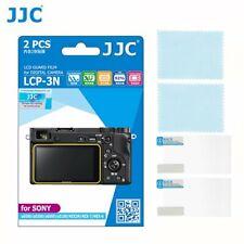 JJC Camera LCD Guard Film Screen Protector for Sony A6400 A6500 A6600 NEX-7 DN