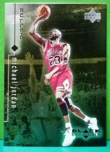 Michael Jordan regular card 1998-99 Upper Deck Black Diamond #22