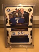 2019 Limited DeAndre Baker New York Giants Rookie Draft Day Auto Booklet 17/55