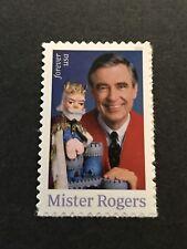 2018 US Stamps Scott # 5274 Mister Rogers, USA FOREVER ,MNH Single