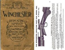 Winchester 1896 June- Repeating Arms Catalog With Prices No. 57