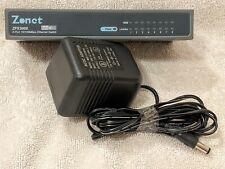 Zonet 8-Port 10/100 Ethernet Switch Zfs3008