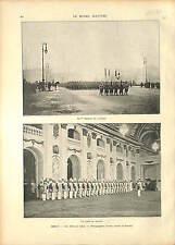 Deutsches Kaiserreich Jubilee 1. Garde-Regiment zu Fuß Fuss Infanterie 1896