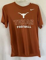 NIKE Texas Football Sport Women's T-Shirt Size L