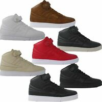 Fila Mens Vulc 13 Mid Plus MP DISTRESS Casual Ankle Strap Shoes