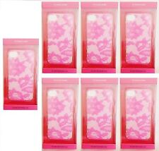 7 Victoria's Secret PINK FLORAL LACE iPhone 4 4s Phone Hard Case Bulk Wholesale