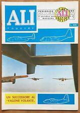 ALI NUOVE 25 ANNI - N.19/22 1969_Periodico di AVIAZIONE*_Nuovo Aereo per 46 A/BT
