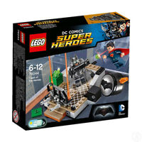 LEGO 76044 Clash of the Heroes Armored Batman vs Superman | Brand New
