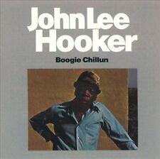 Boogie Chillun [Fantasy] by John Lee Hooker (CD, Jun-1989, Fantasy)