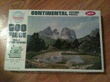 Jaymar 500 Piece Puzzle Of Italy, South Tirol